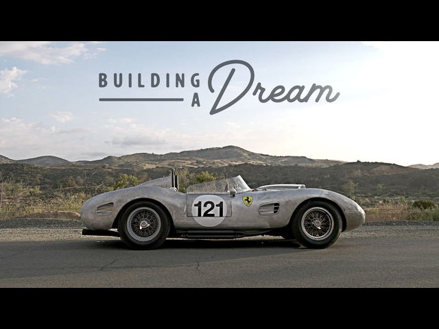 Building Your Dream <em>Ferrari</em> Is A Beautiful Thing - Petrolicious