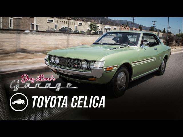 1971 Toyota Celica -Jay Leno's Garage
