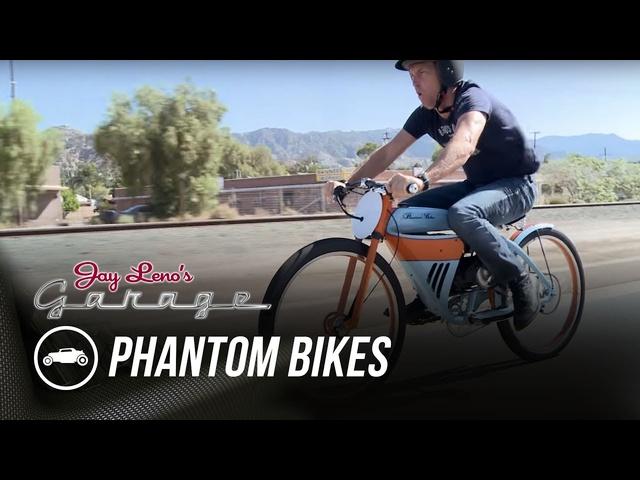 Phantom Bikes -Jay Leno's Garage