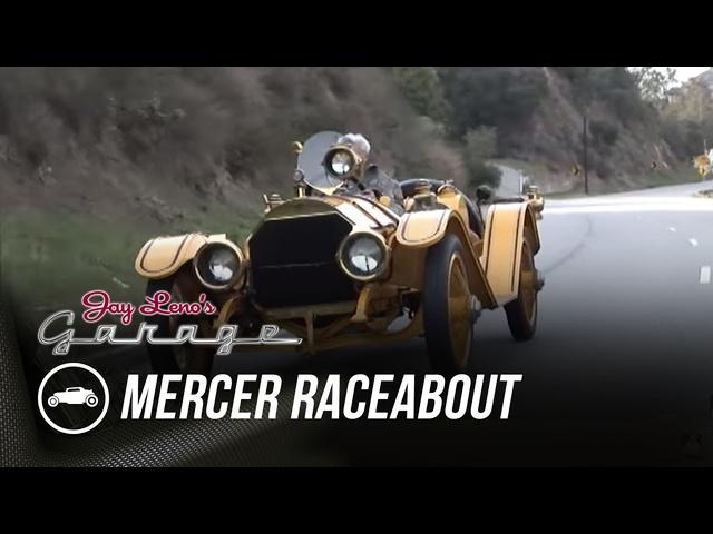 1913 Mercer Raceabout -Jay Leno's Garage
