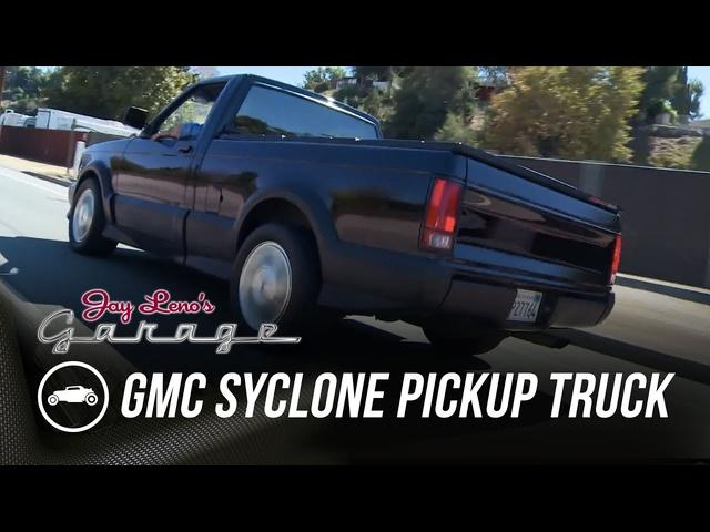 1991 GMC Syclone Pickup Truck -Jay Leno's Garage