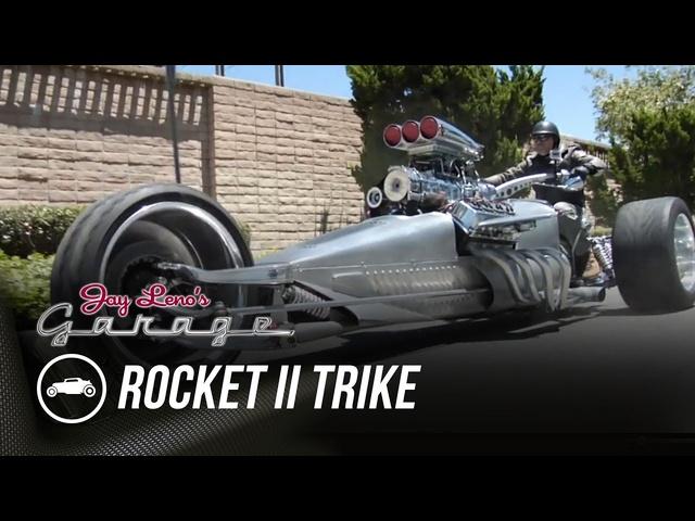 Rocket II Trike -Jay Leno's Garage