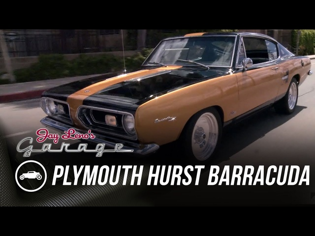 1967 Plymouth Hurst Barracuda - Jay Leno's Garage