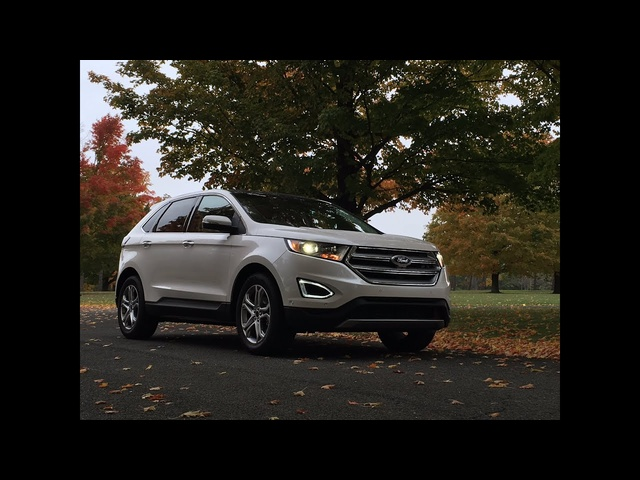 Ford Edge Titanium 2016 Review | TestDriveNow