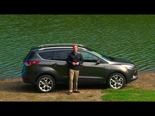 Ford Escape Titanium 2016 Review | TestDriveNow
