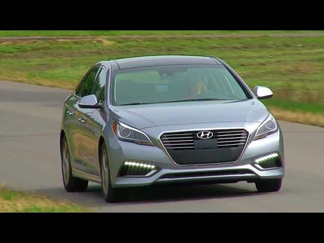 Hyundai Sonata Hybrid 2016 Review