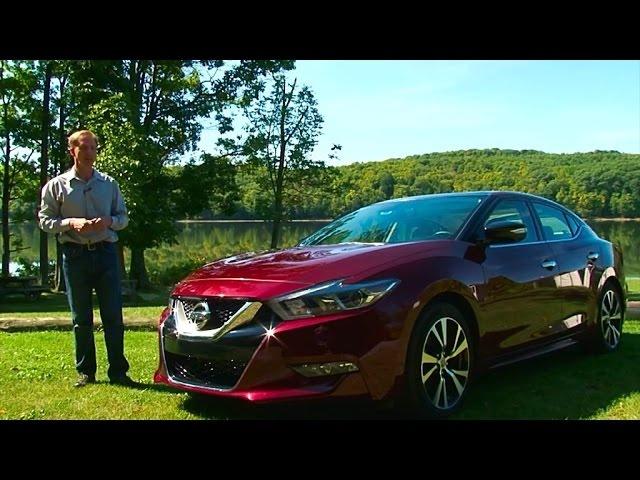 <em>Nissan</em> Maxima Platinum 2016 Review | TestDriveNow