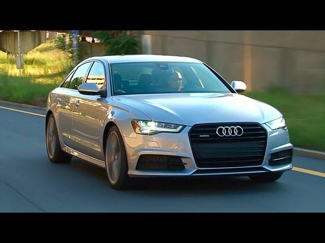 <em>Audi</em> A6 3.0T 2016 Review | TestDriveNow