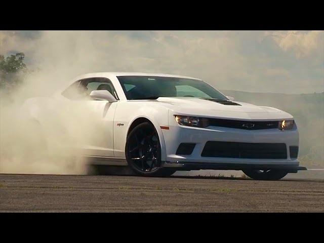 2015 <em>Chevrolet</em> Camaro Z/28 -TestDriveNow.com Review by Auto Critic Steve Hammes | TestDriveNow