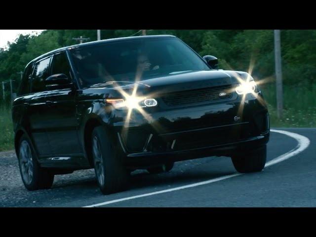 2015 Range <em>Rover</em> Sport SVR -TestDriveNow.com Review by Auto Critic Steve Hammes | TestDriveNow