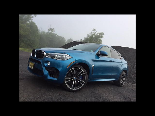 2015 <em>BMW</em> X6 M - TestDriveNow.com Review by Auto Critic Steve Hammes