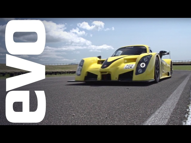 Radical RXC Turbo 500 - faster than a <em>McLaren</em> P1? | evo LEADERBOARD
