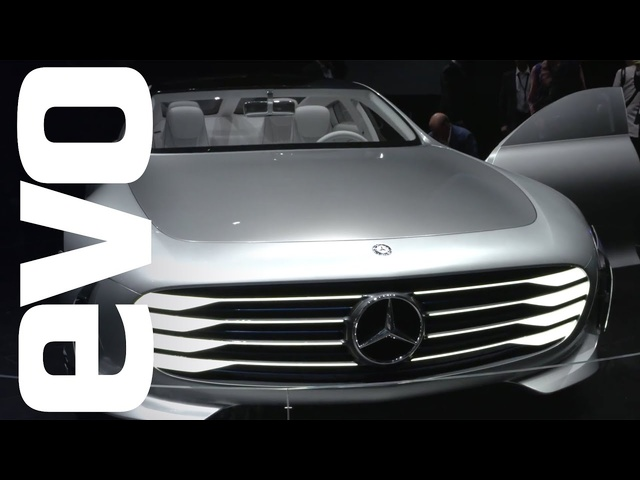 <em>Mercedes</em> at the 2015 Frankfurt motor show | evo MOTOR SHOWS