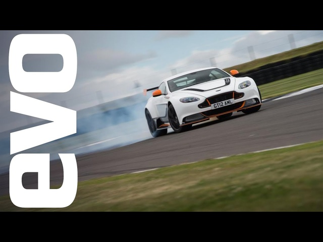Aston Martin Vantage GT12 review | evo LEADERBOARD