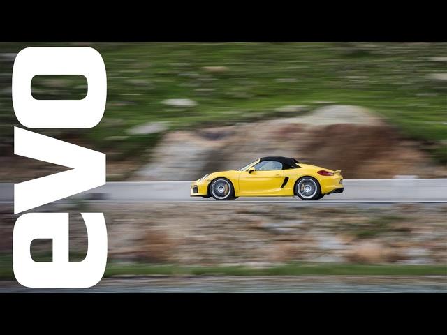 <em>Porsche</em> Boxster Spyder | evo DIARIES