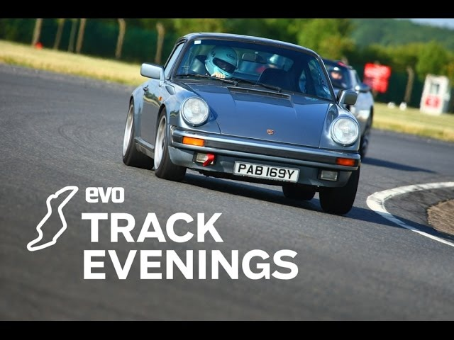 evo Track Evening in association with Sky Insurance - Porsche 911 SC