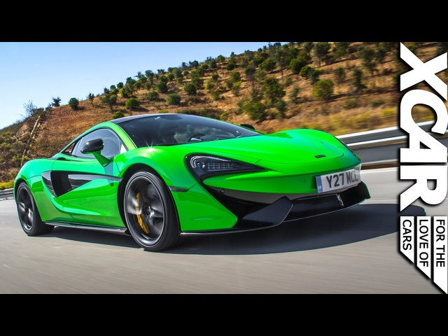 <em>McLaren</em> 570S: What Is It Like To Drive? - Carfection