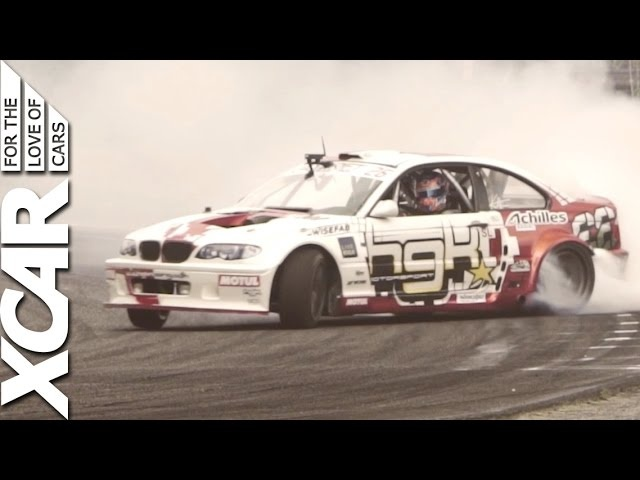 BMW E46 and Toyota Supra: Drifting Machines by HGK Racing - XCAR