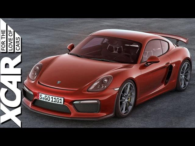 <em>Porsche</em> Cayman GT4: Better Than A911? -XCAR