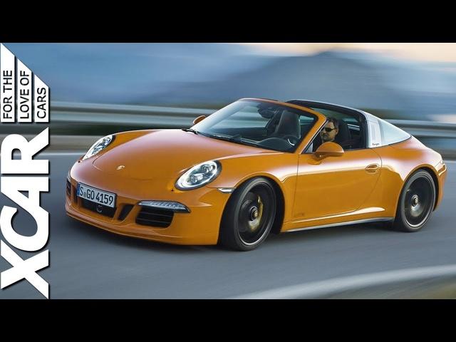 2016 <em>Porsche</em> 911 Targa GTS: Sometimes AShield Is AWeapon -XCAR