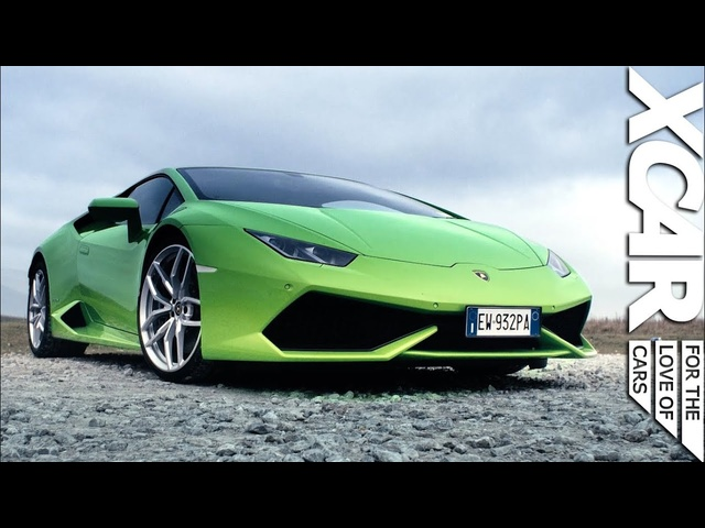 <em>Lamborghini</em> Huracan: Return Of The Raging Bull - XCAR