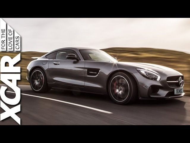 <em>Mercedes</em>-AMG GT S: Heavenly Engine Sound - XCAR