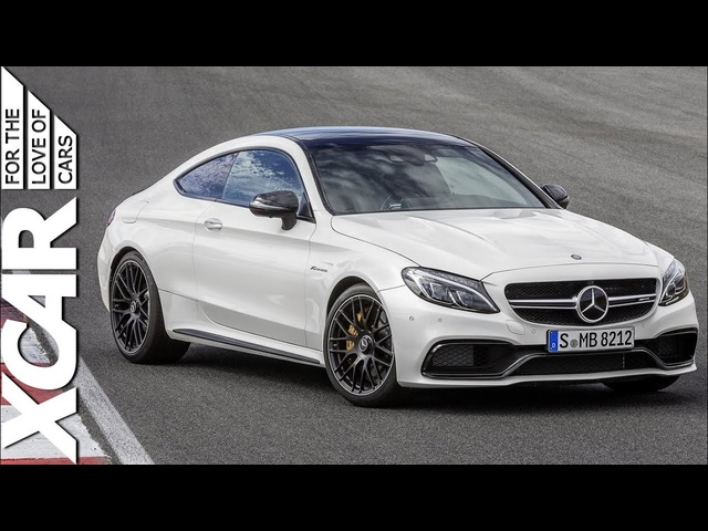 <em>Mercedes</em>-AMG C63 S Coupé: The Perfect All Round AMG? - XCAR