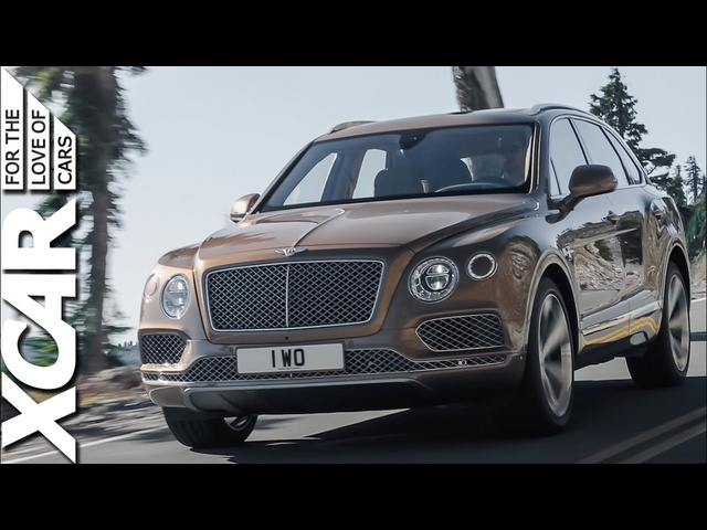 Bentley Bentayga: Better Than A Range <em>Rover</em>? - XCAR