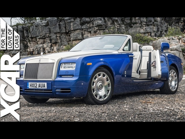 Rolls-Royce Phantom Drophead Coupe: Go Chauffeur Yourself - XCAR