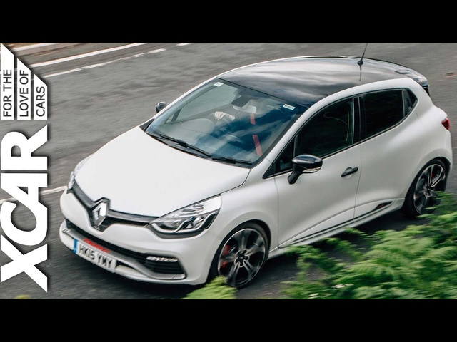 RenaultSport Clio 220 Trophy: Better than before? - XCAR