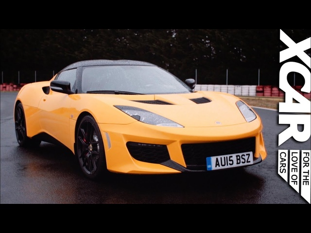 <em>Lotus</em> Evora 400: Time To Re-Think That Porsche? - XCAR