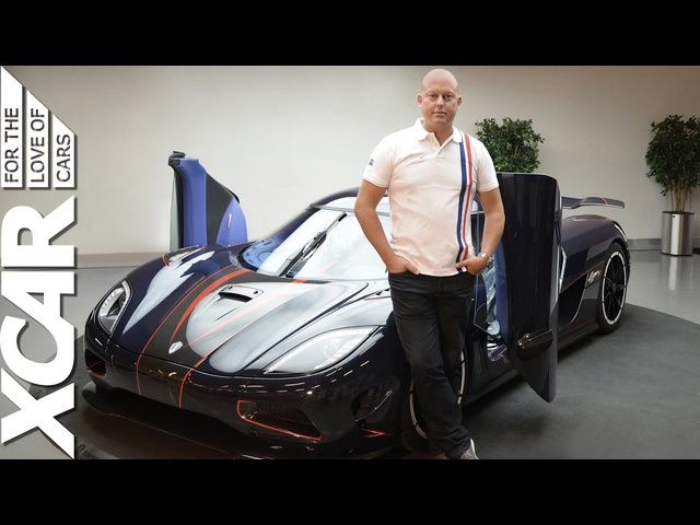 Koenigsegg One:1 : Christian von Koenigsegg Interview - XCAR