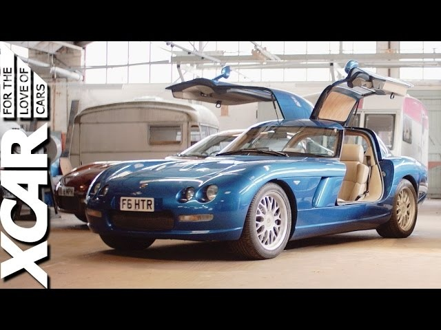 Bristol Fighter: The Coolest Car You've Never Heard Of - XCAR