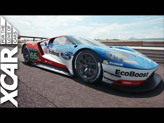 2016 Ford GT: Ready To Take On <em>Ferrari</em> - XCAR