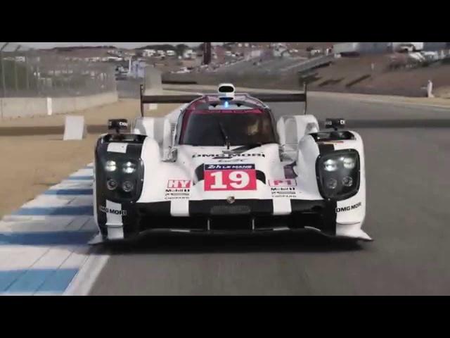 This is What <em>Porsche</em>'s Rennsport Reunion Is