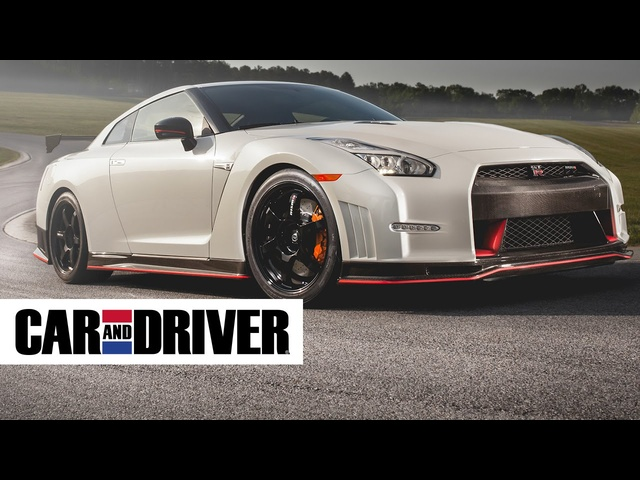 2016 Nissan GT-R- Nismo Review in 60 Seconds | Car and Driver