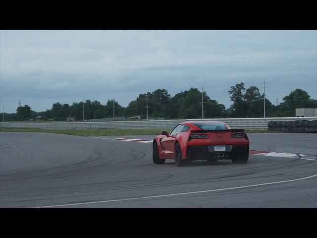 Corvette Z06 vs <em>Tesla</em> P85D vs NASCAR - American Speed Promo for /DRIVE on NBCSN