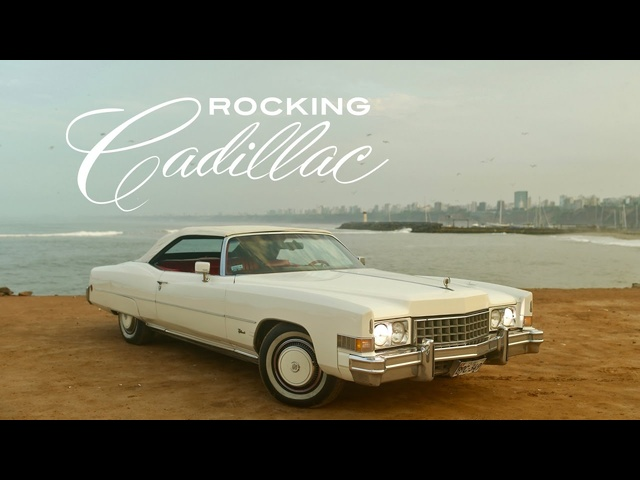This 1973 Eldorado Is A Rocking Cadillac