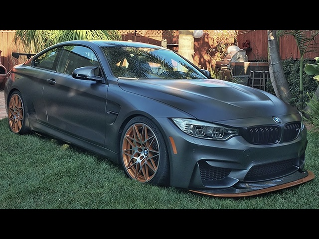 2016 <em>BMW</em> M4 GTS: When Extreme Isn't Extreme Enough? - Ignition Ep. 162