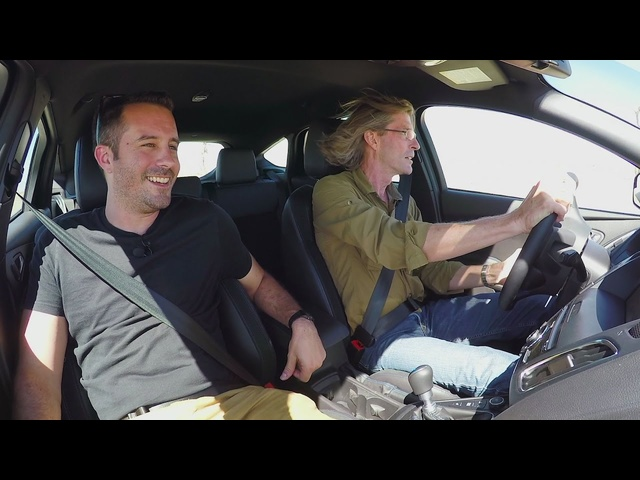 Quick Drive: 2016 <em>Ford</em> Focus RS (w/ Angus MacKenzie) – Daily Fix