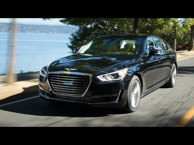 The Search for New Luxury: 2017 Genesis G90 in the Pacific Northwest – Epic Drives Ep. 32