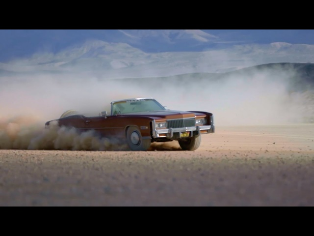 Twin-Engine Off Road Cadillac Eldorado 4X4 - Dirt Every Day Ep. 56