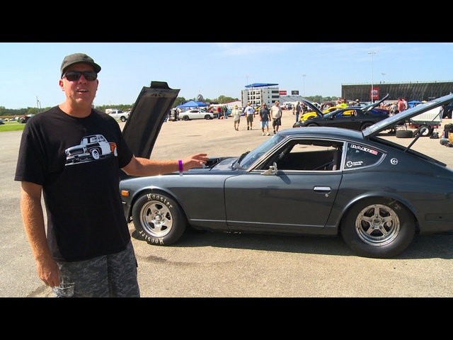 Turbo LS-Powered Datsun 240Z - Roadkill Extra