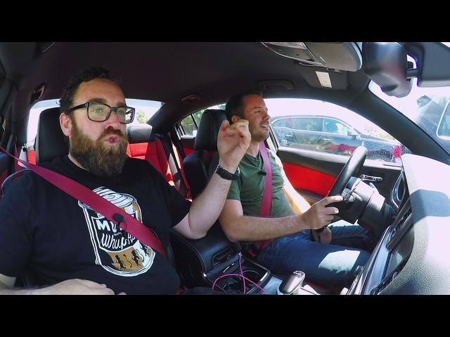 Quick Drive: '16 <em>Dodge</em> Charger Hellcat (w/ Jonny Lieberman) – Daily Fix