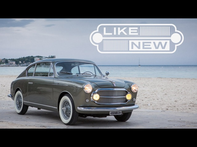 This Fiat 1100 Vignale Is Like New