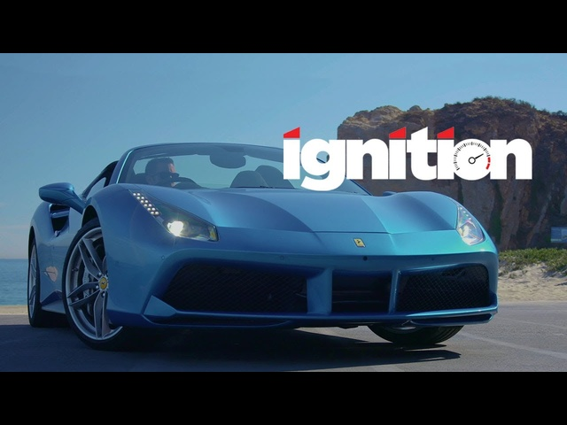 2016 <em>Ferrari</em> 488 Spider: The Simple Pleasures! - Ignition Ep. 164