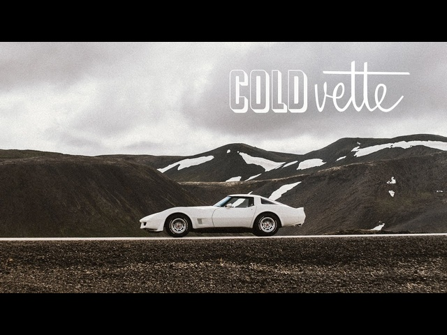 How a 1982 C3 Corvette Ended Up In Iceland