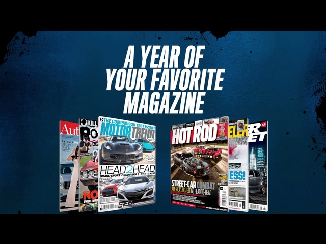 MOTOR TREND ONDEMAND BUNDLE: THE ULTIMATE HOLIDAY GIFT (Short)