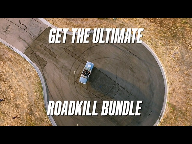 ROADKILL BUNDLE: THE ULTIMATE HOLIDAY GIFT PROMO (Long)
