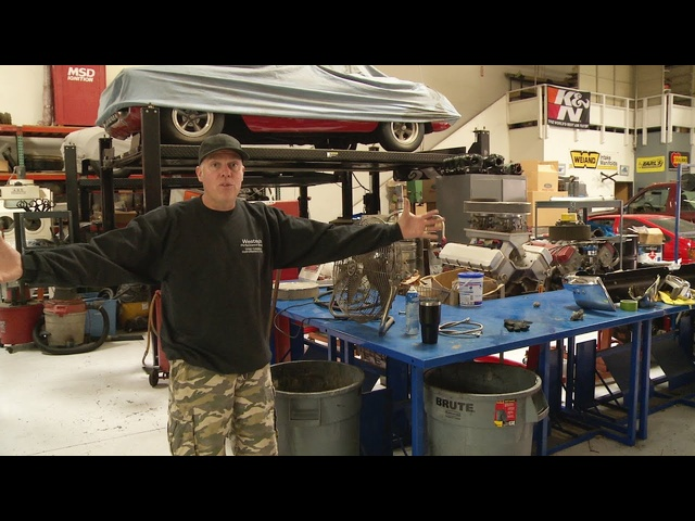Behind the Scenes at Engine Masters - Roadkill Extra